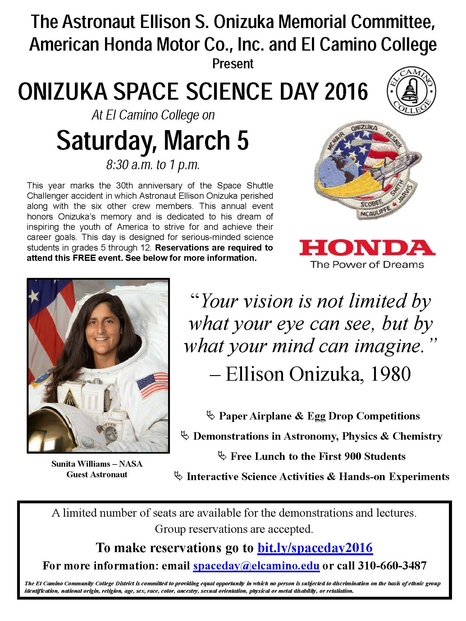 SpaceScienceDay2016